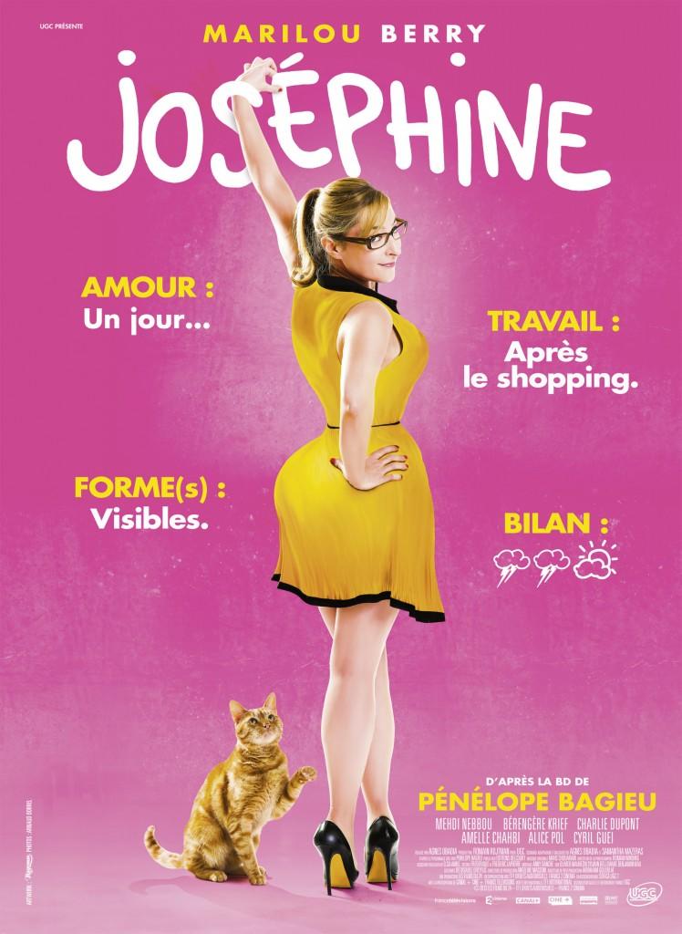 Joséphine, l'affiche du film