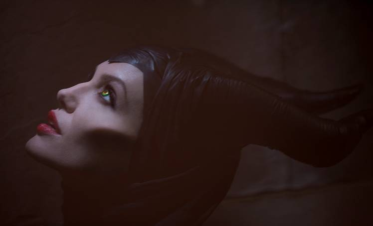 Maleficent - Angeline Jolie -1ere image