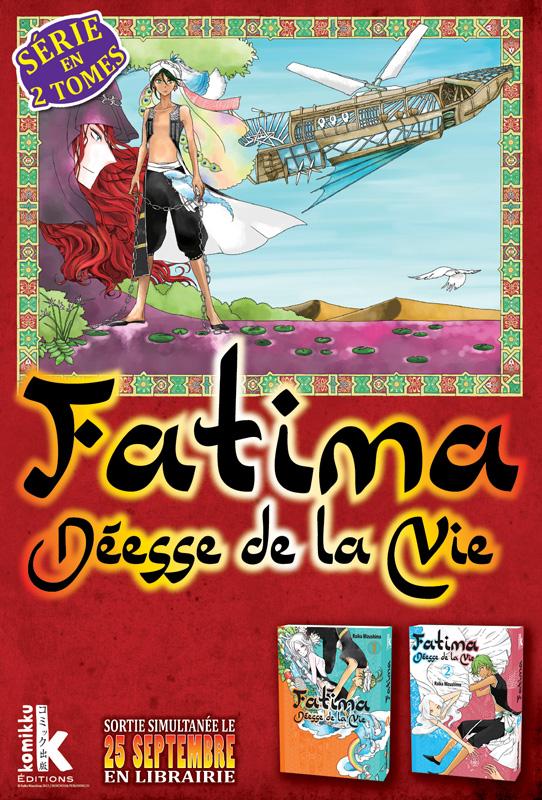 Annonce Fatima deesse de la vie