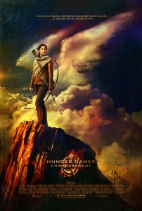 Hunger Games L'embrasement - Katniss