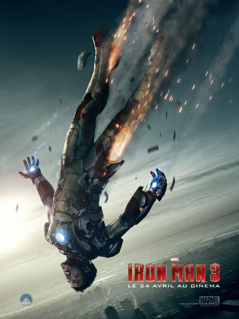 Iron Man 3 - Une nouvelle affiche