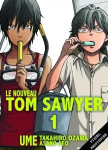 Jaquette provisoire Le nouveau Tom Sawyer T01 PRESSE