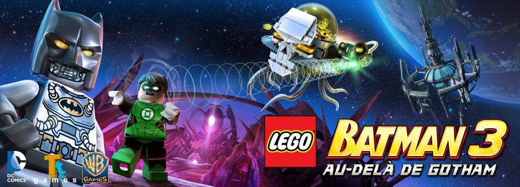 LEGO Batman 3 : Au-delà de Gatham
