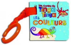 Les Contes de Tinga Tinga, le livre poussette
