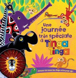 Les Contes de Tinga Tinga, Une journée très spéciale à Tinga Tinga