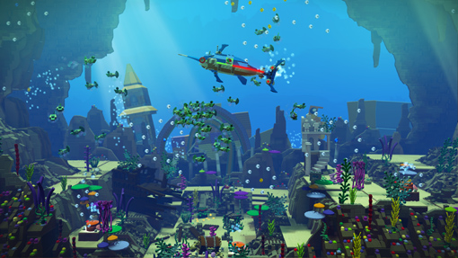 The LEGO Movie Videogame_Underwater2