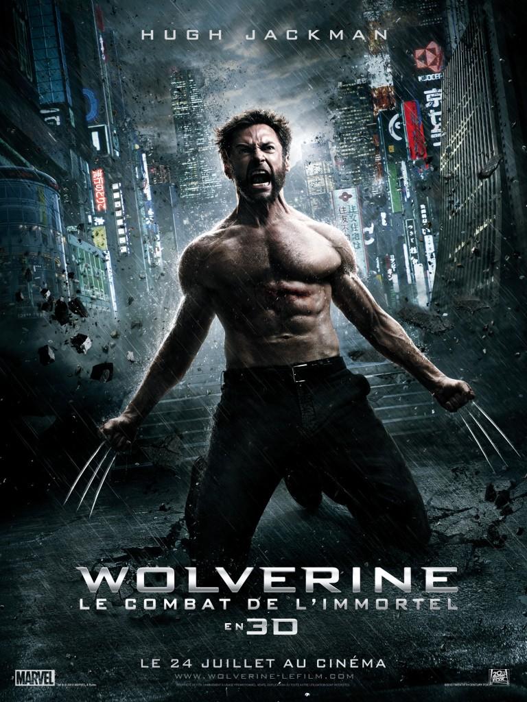 Wolverine Le Combat de l'Immortel