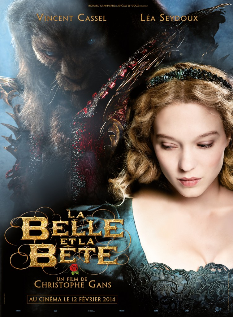 La Belle et la Bête - l'affiche définitive