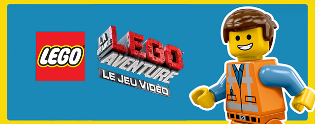 test lego la grande aventure le jeu vid o xbox 360 adam et ender. Black Bedroom Furniture Sets. Home Design Ideas