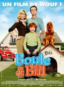Boule & Bill le film - affiche