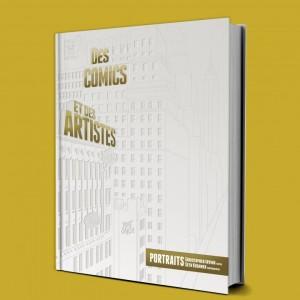 Des Comics et des Artistes - couverture collector
