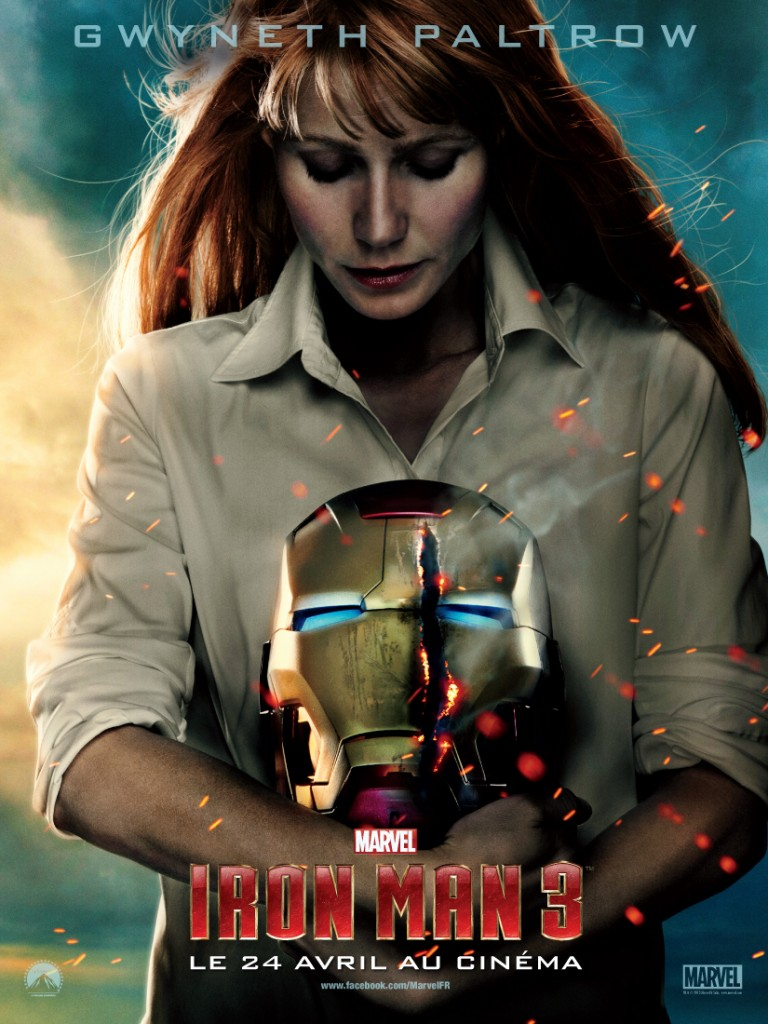 Gwyneth Paltrow est Pepper Potts